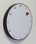 Clock Wall Magnetic Ball