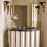 Огледална стена