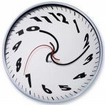 Dali clock is inspired by Salvador Dali