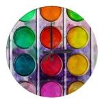 Fine Art Fun Colorful Paint Color Box
