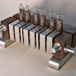 Nixie tube clocks Vachead Designs