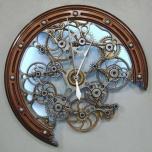 Skeleton Wall Clock