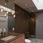 Централно осветяване чрез спотове на тавана