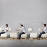 Rocking chair HiH by Jarrod Lim