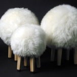Silly sheep stools
