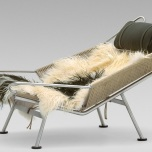 1Flag Halyard Chair c.1950 by Hans Wegner