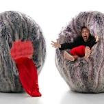 Moyee Monster Chair by Jason Goh