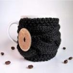 ...и чашата за кафе