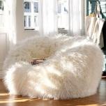 Покривало за фотьойл от изкуствена кожа