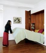 Спалнята със скритите си места за складиране